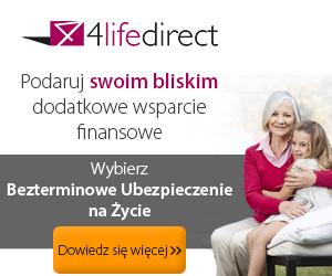 4life Direct - Bezterminowe ubezpieczenie na życie