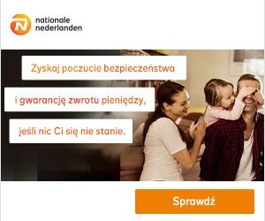 Nationale Nederlanden - Ubezpieczenie