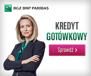 BGŻ BNP Paribas - Kredyt gotówkowy